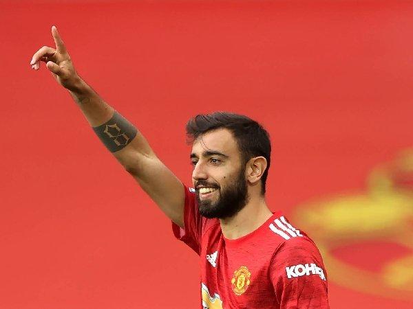 Manchester United kini fokus pada kontrak baru Bruno Fernandes