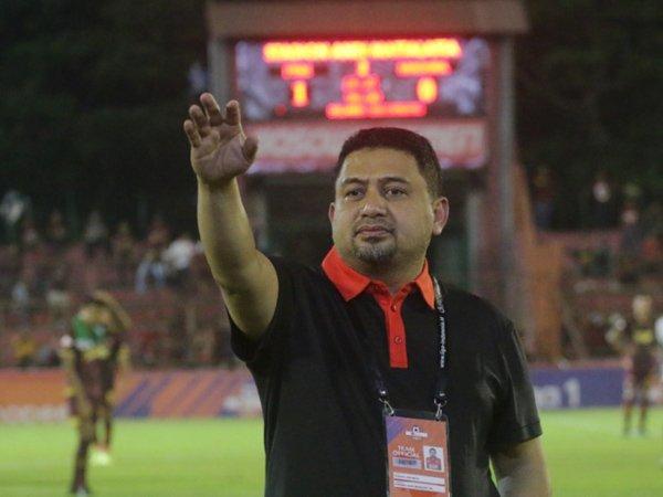 Direktur Utama PSM Makassar, Munafri Arifuddin