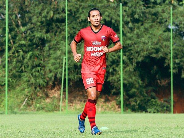 Pemain anyar Persita Tangerang, Andre Agustiar