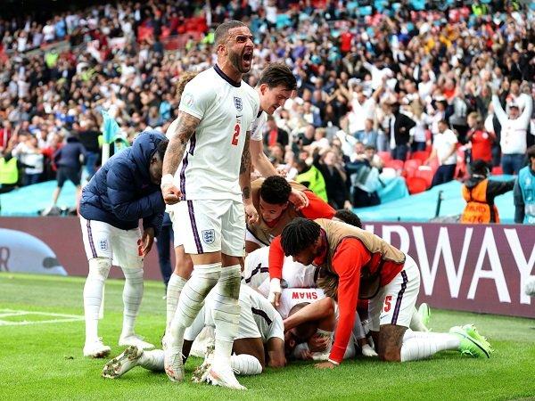 Inggris berhadapan dengan Ukraina pada babak perempat final Piala Eropa 2020.