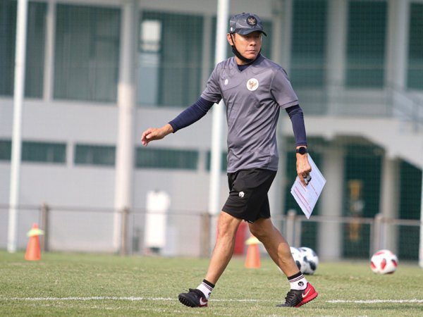 Pelatih timna Indonesia, Shin Tae-yong