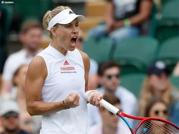 Angelique Kerber kembali ke babak keempat Wimbledon musim 2021