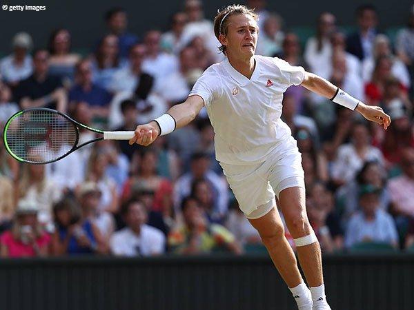 Sebastian Korda tembus pekan kedua Wimbledon musim 2021