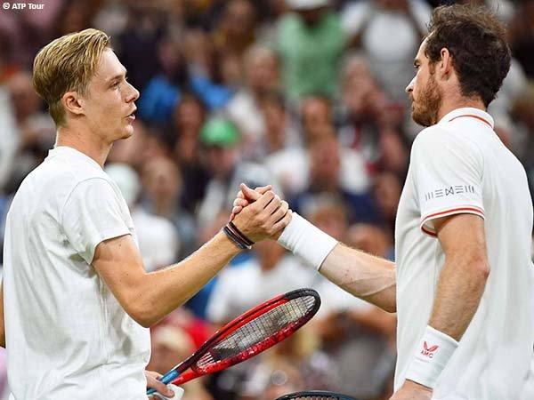 Denis Shapovalov tembus pekan kedua Wimbledon untuk kali pertama