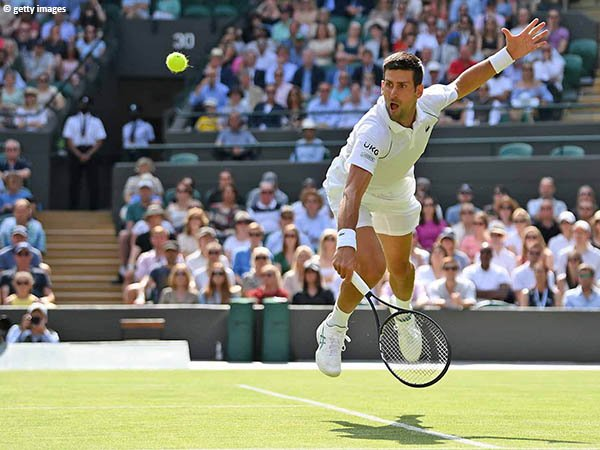 Novak Djokovic lolos ke babak keempat Wimbledon untuk kali ke-13