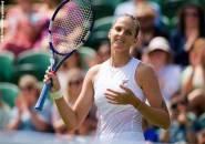 Hasil Wimbledon: Sloane Stephens Gigit Jari, Karolina Pliskova Berjaya