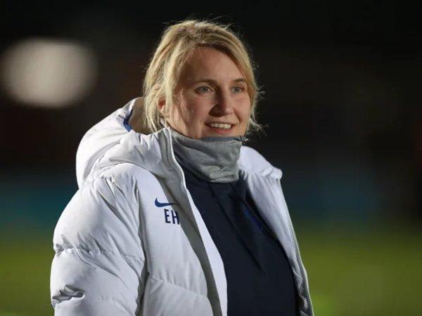 Manajer tim wanita Chelsea, Emma Hayes
