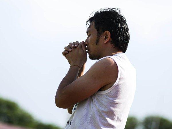 Pemain Bali United, Michael Orah injak usia 36 tahun