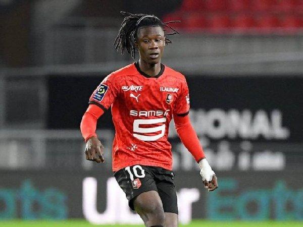 Incaran Manchester United, Eduardo Camavinga,dikabarkan akan tinggalkan Rennes