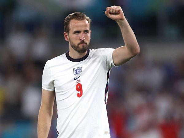 Striker timnas Inggris, Harry Kane.