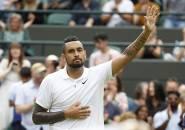 Begini Kekecewaan Nick Kyrgios Usai Mundur Dari Wimbledon 2021