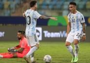 Copa America 2021: Messi Bawa Argentina Terbang, Kolombia Pulangkan Uruguay