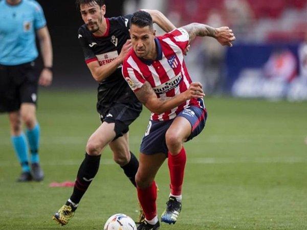 Gelandang Atletico Madrid jadi incaran Getafe