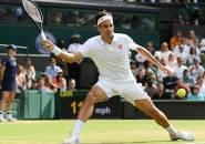 Hasil Wimbledon: Roger Federer Lolos Ke Babak Keempat Untuk Kali Ke-18