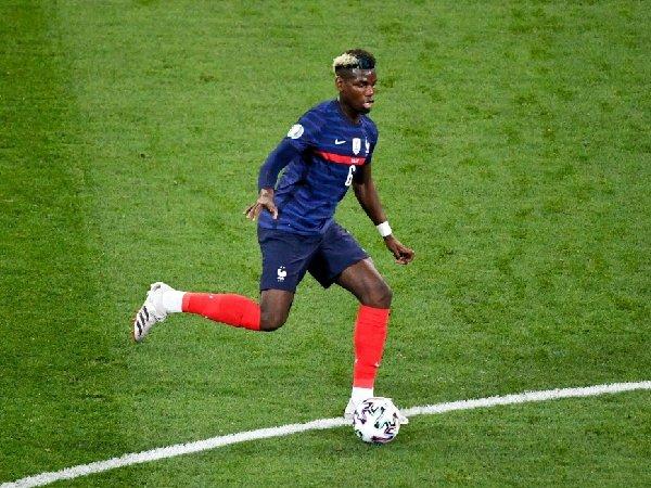 Juventus berencana rekrut Paul Pogba dari Manchester United