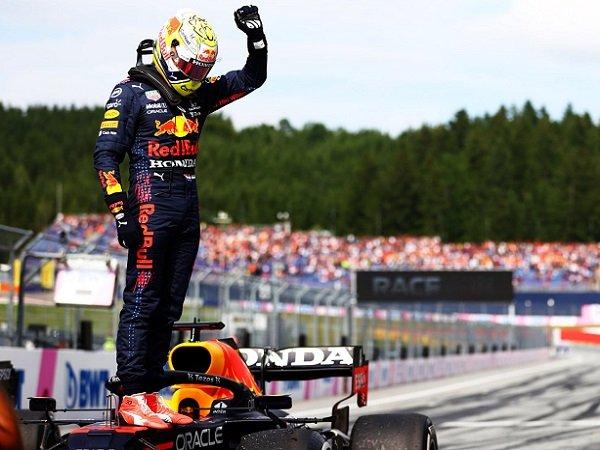 Klasemen F1 setelah Verstappen Menangkan GP Austria: