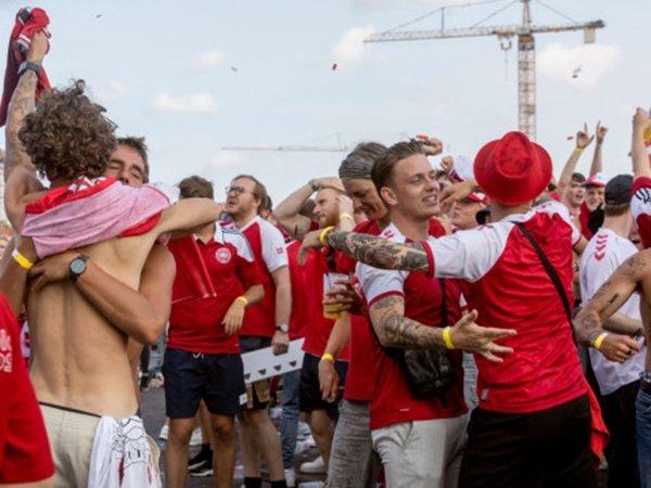 Denmark akan hadapi Inggris di semifinal Piala Eropa