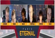 OWL: Paris Eternal Lolos ke Summer Showdown, Outlaws dan Fuel Juga Menang