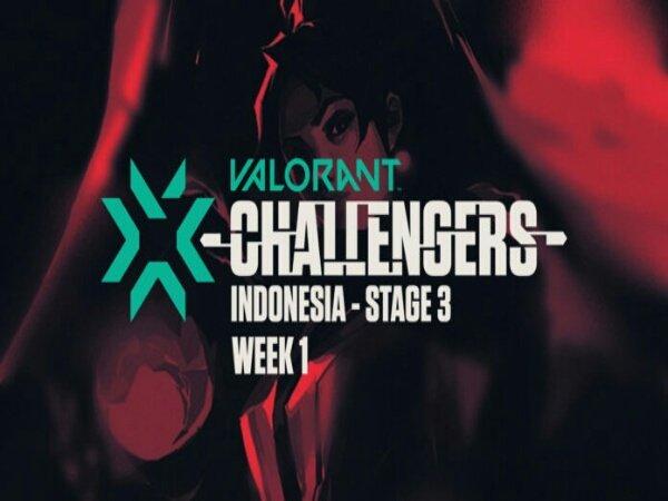 Rekap VCT Challengers Indonesia Open Qualifier Week 1 Day 2