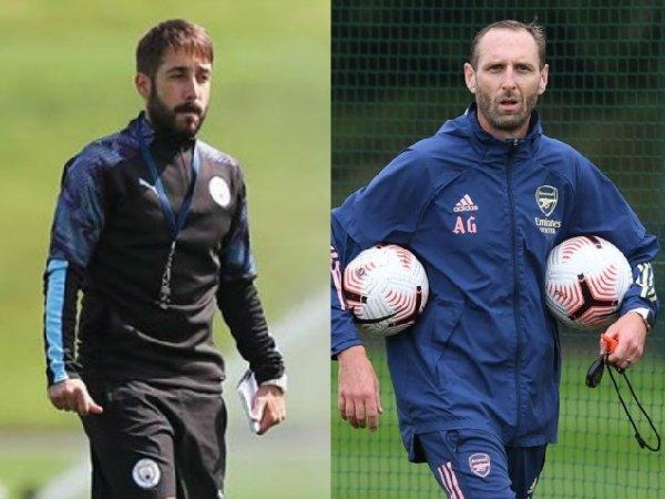 Nicolas Jover menggantikan Andreas Georgson di tim kepelatihan Arsenal