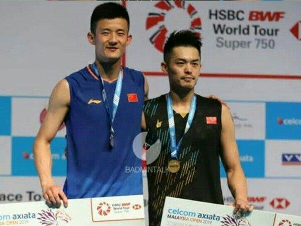 Chen Long, Pemain Senior Juara Bertahan Paling Berbahaya di Olimpiade Tokyo