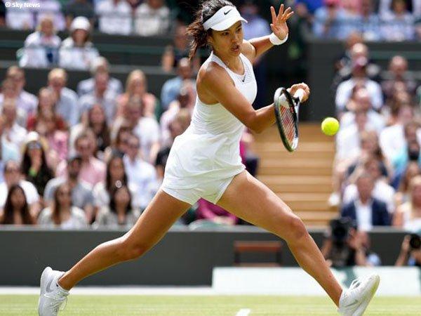 Emma Raducanu siap beraksi demi satu tempat di perempatfinal Wimbledon 2021