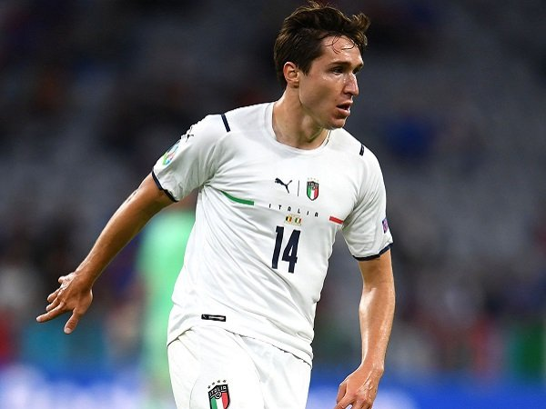 Federico Chiesa ingin berikan sesuatu kepada Leonardo Spinazzola.