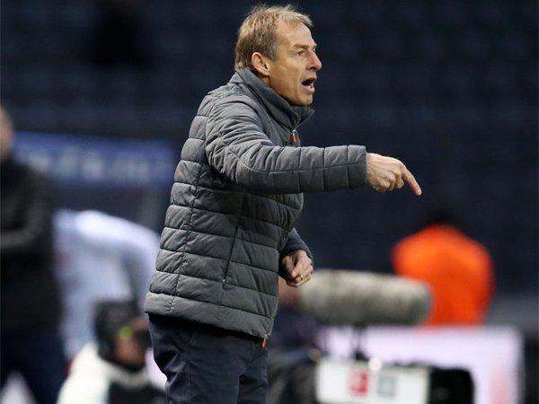 Eks pelatih timnas Jerman, Jurgen Klinsmann.