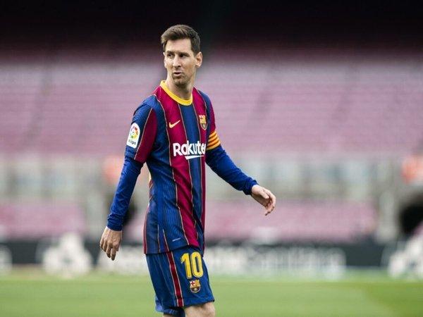 Lionel Messi / via EPA