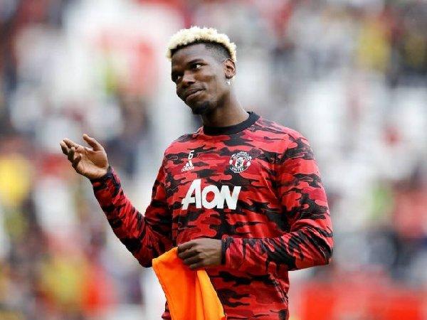 Paul Pogba dari MU, diklaim tak pernah dekat dengan transfer kembali ke Juventus