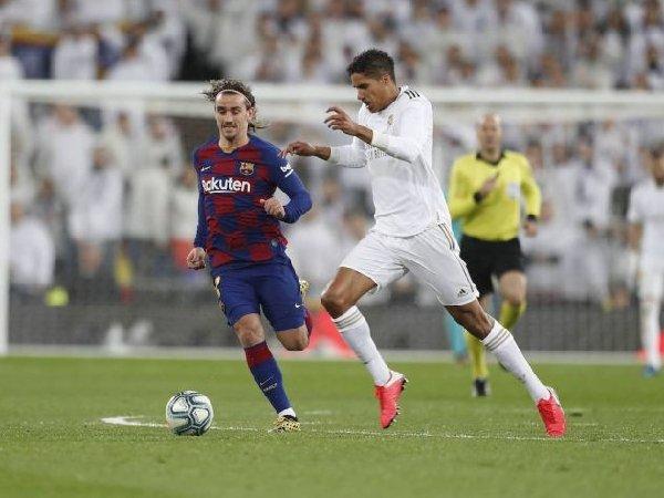 MU siap bayar 50juta euro pada Real Madrid untuk Raphael Varane