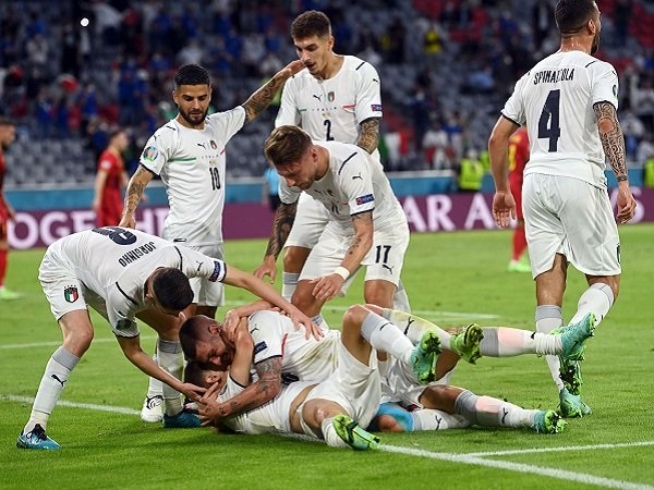 Italia hadapi Spanyol dalam laga semifinal Piala Eropa 2020.