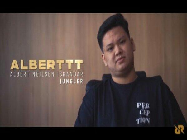 Alberttt Jadi Pemain Pertama yang Dipastikan Bela RRQ Hoshi di MPL ID S8