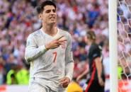 Alvaro Morata Diklaim Bisa Jadi Ancaman Bagi Timnas Italia