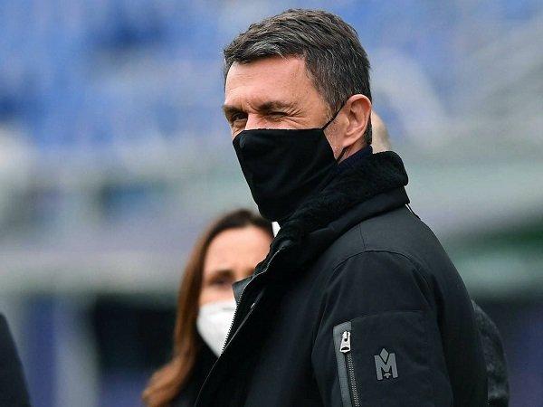 Direktur AC Milan Paolo Maldini