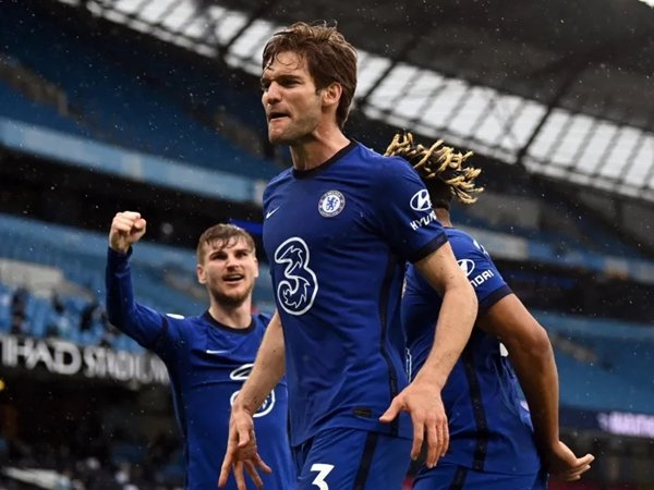 Marcos Alonso (Sumber: PA Images)