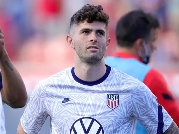 Christian Pulisic (Sumber: PA Images)