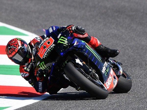 Fabio Quartararo ubah gaya balap supaya cocok dengan motor Yamaha.