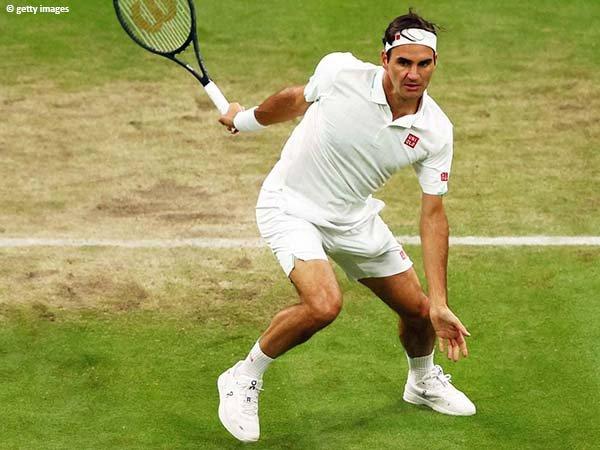 Roger Federer segel kemenangan babak keempat Wimbledon 2021