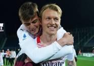 Kjaer Ingin Dapat Kontrak Baru Dari AC Milan, Ban Kapten Bisa Jadi Bonusnya