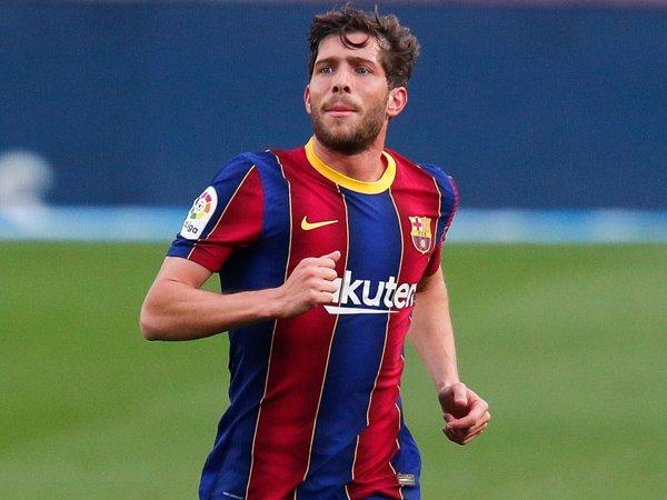Bek Barcelona, Sergi Roberto.