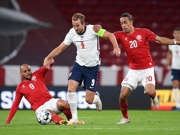 Inggris hadapi Denmark di semifinal Piala Eropa 2020.