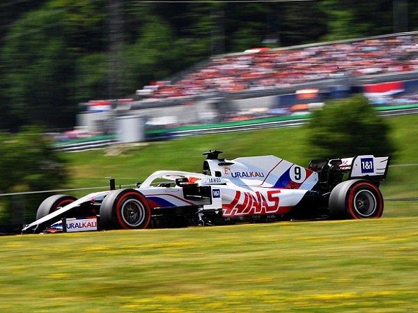 GP Austria, Nikita Mazepin