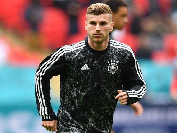 Striker timnas Jerman, Timo Werner.