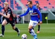 Ditaksir AC Milan, Presiden Sampdoria Ungkap Banderol Mikkel Damsgaard
