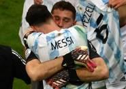 Emiliano Martinez Bawa Argentina ke Final Copa America 2021