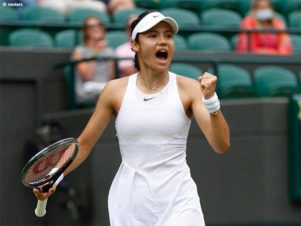 Kabar teranyar Emma Raducanu usai mundur dari Wimbledon 2021