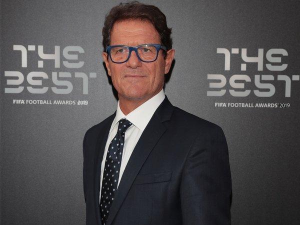 Mantan pelatih timnas Inggris, Fabio Capello.