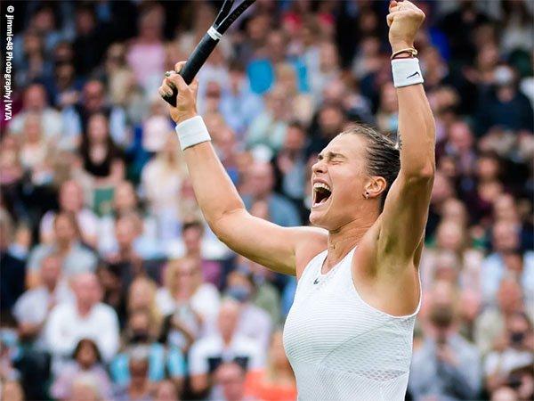 Aryna Sabalenka satu langkah lebih dekat dengan final Grand Slam pertama dalam kariernya di WImbledon