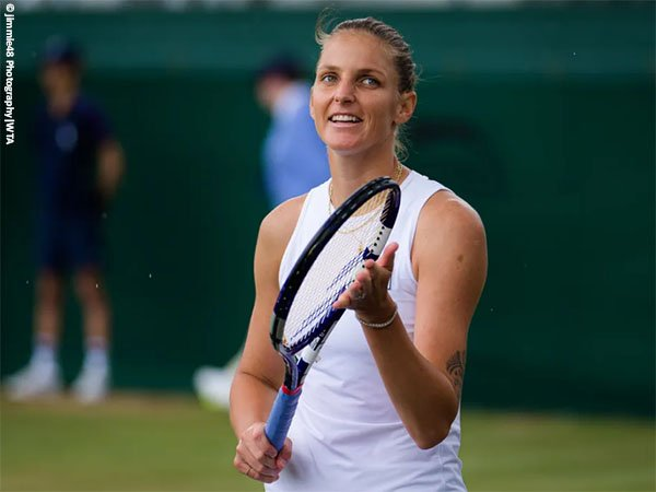 Karolina Pliskova satu langkah lebih dekat dengan final Wimbledon 2021